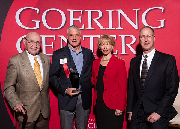 Goering Awards, 76+ Employees, Private Business Division, The Motz Corporation, Joe Motz, John Goering, Carol Butler, President, Mark Signorelli, Awards Sponsor, Cincinnati Growth Partners, Jack Casino